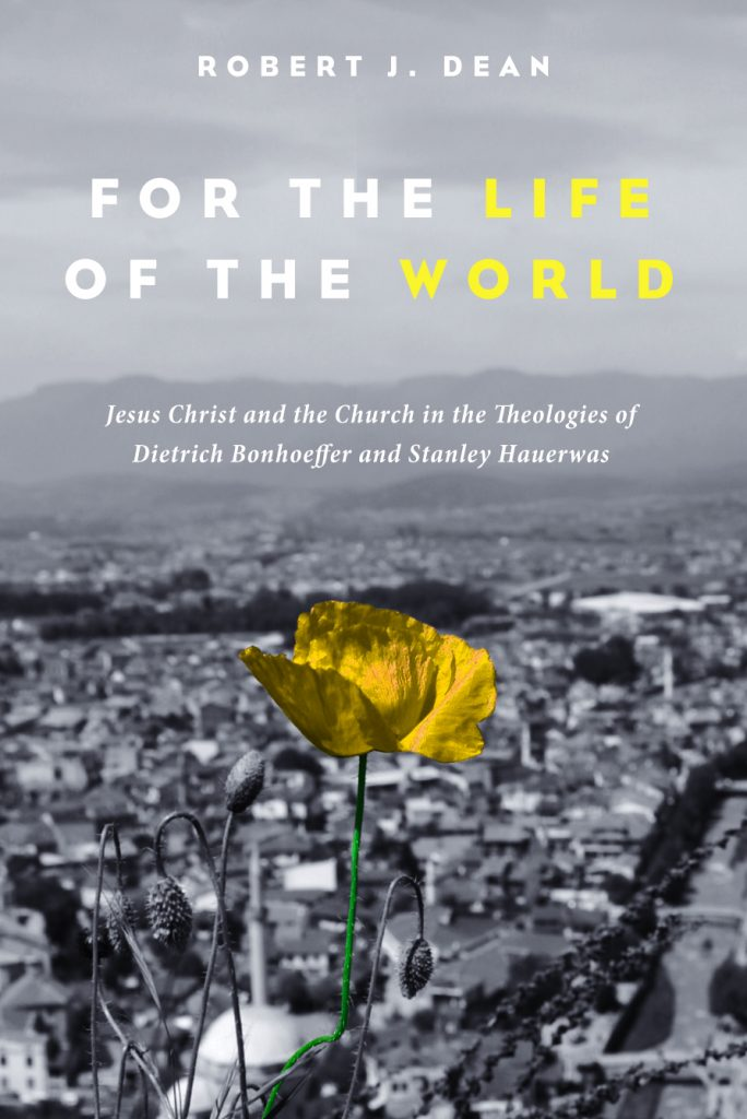 """For the Life of the World"" Book Cover"